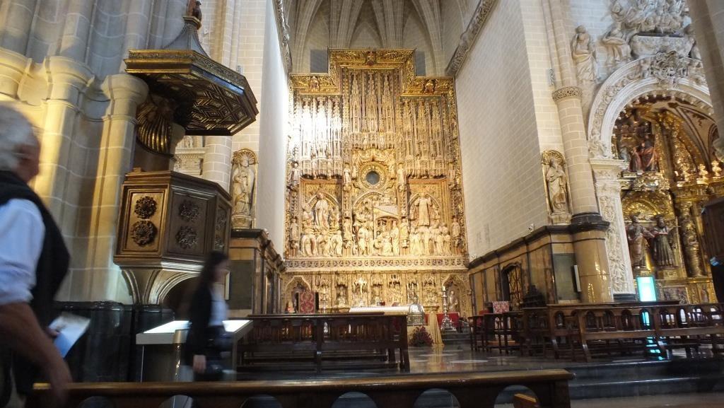 Auch die 2. Kathedrale ist beeindruckend