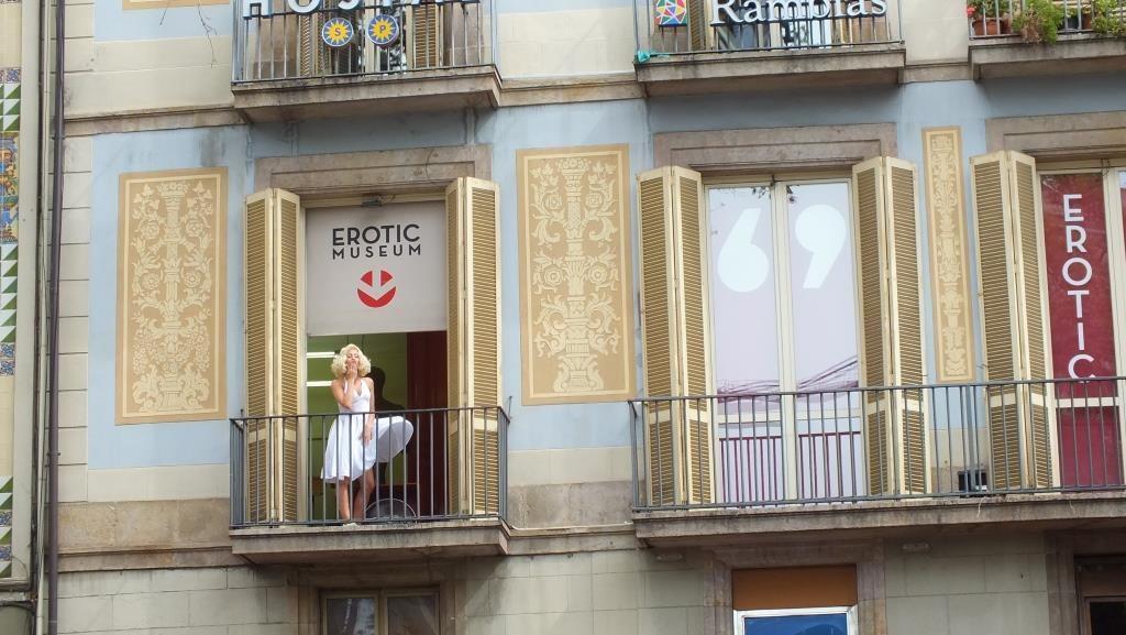 Ja, auch das haben wir in Barcelona entdeckt