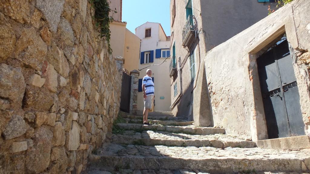 Auf der Zitadelle von Calvi