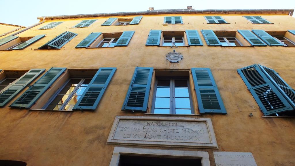 Napoleons Geburtshaus