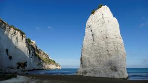 ... und der Monolith ist wirklich beeindruckend!