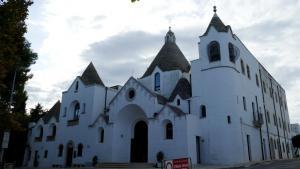 La Chiesa di Trulli - die Trullikirche