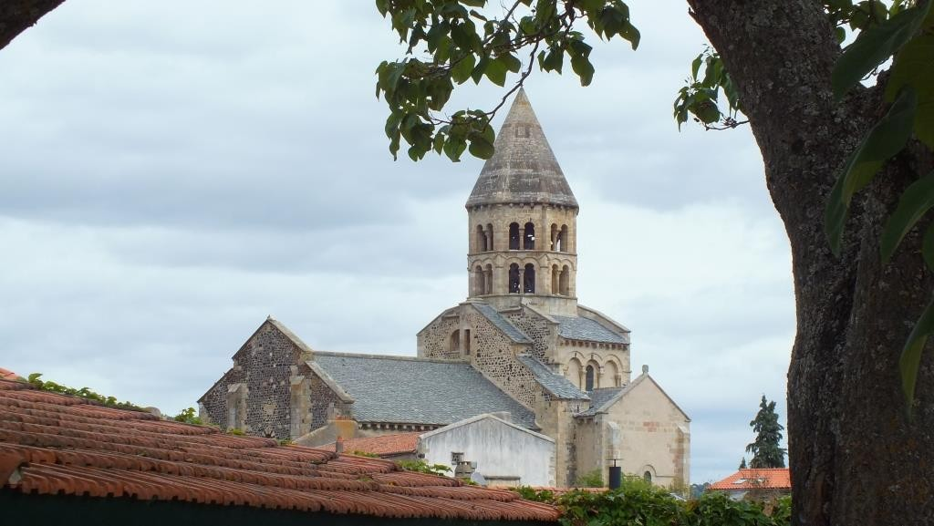 Die Église St. Saturnin
