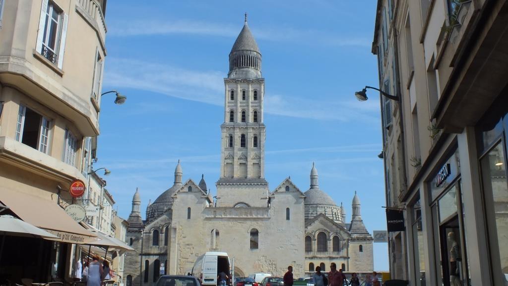 Die Kathedrale von Perigieux