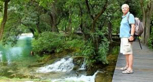 Im Krka Nationalpark