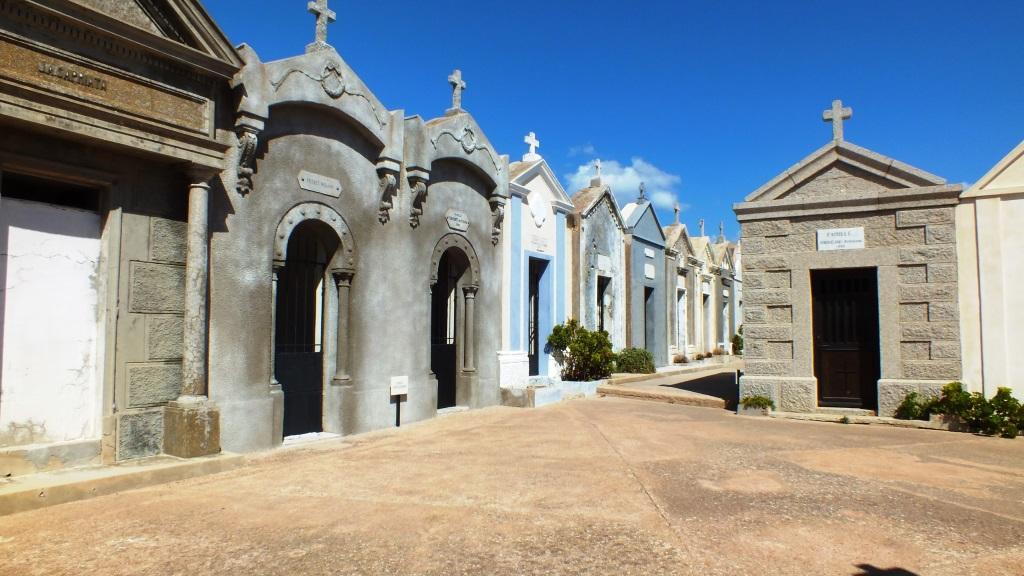 Der Friedhof von Bonifacio