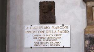 Grabmal Marconi